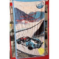Serviette éponge Alpine